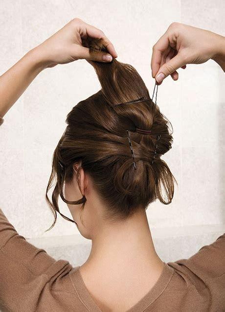 hochsteckfrisuren für lange haare einfache hochsteckfrisuren kurze haare