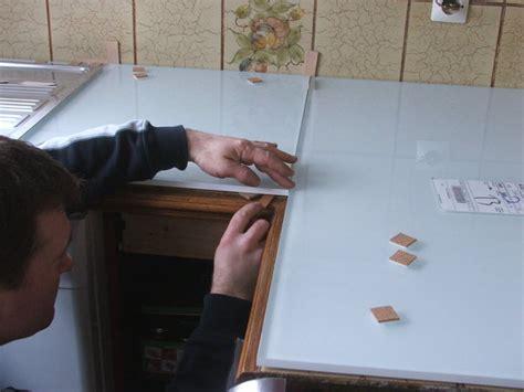 plaque verre cuisine rhabiller sa cuisine en plaques de verre galerie photos d 39 article 8 29