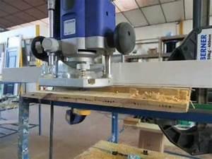 fabrication d39une porte d entree en bois artisanal youtube With portes d entrée en bois