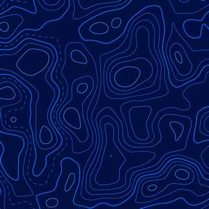 Back Location Chart Blue Topographic Contour Lines Background Download Free