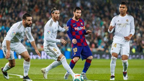 7 of the Best El Clásico Clashes From the Last Decade ...
