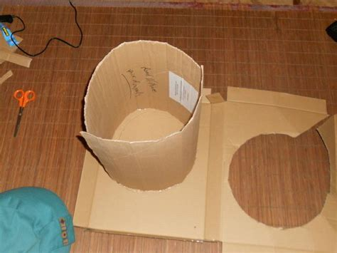 ma poubelle en carton judith  press