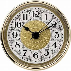 3'' Clock Face, Fancy/Arabic Numerals Rockler