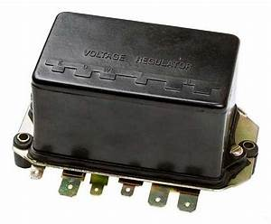 Ford 5000 Voltage Regulator