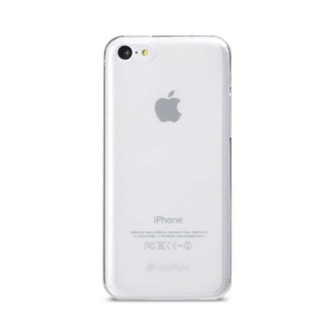 iphone 5c clear melkco poly jacket for iphone 5c clear mobilezap