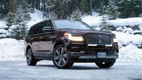 2018 Lincoln Navigator First Drive Review