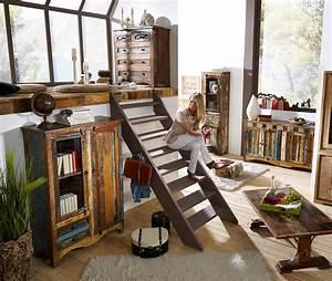 Industrial Style Möbel Selber Machen : altholzm bel der marke maissmoebel24 massivmoebel24 blog ~ Michelbontemps.com Haus und Dekorationen