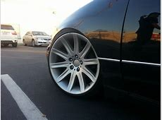 CA FS Style 95 BMW 7 Series Wheels SQUARE SET UP