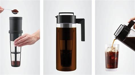 There's nothing quite like a smooth, tasty cup of coffee that's fresh and flavorful—and there's also nothing quite like the disappointment you get from a cup of. Takeya's Deluxe Cold Brew Coffee Maker hits a 2020 low of under $17 - ANITH