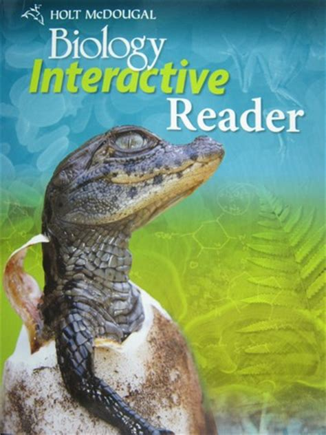 Breehartt2 is waiting for your help. Holt McDougal Biology Interactive Reader (P) [0618725598 ...