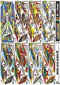 Jual Striping Vario Techno 110 Click Di Lapak Bishop Tm
