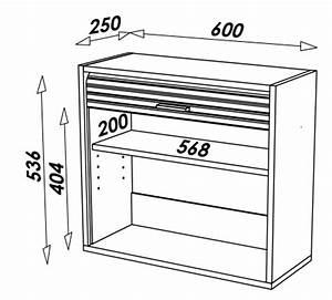 Meuble 25 Cm De Profondeur : petit meuble de cuisine blanc avec rideau d roulant 60 cm ~ Edinachiropracticcenter.com Idées de Décoration