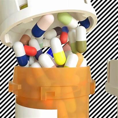 Pills Many Times Too Health Meds Taking