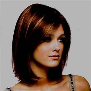Coupe Cheveux Carré Mi Long : galerie coupe pour visage carr coiffure affiner un rond 40 coiffures canon les visages ronds ~ Melissatoandfro.com Idées de Décoration