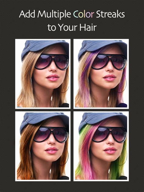 app for hair color hair color booth on the app store