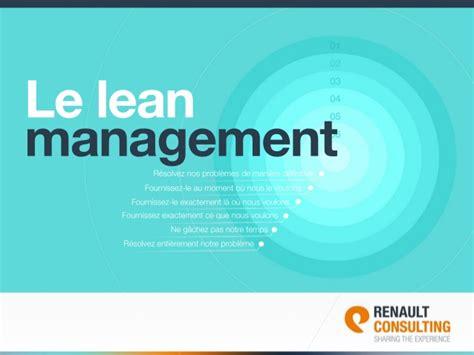 le lean management - Le Lean Management