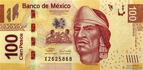 100 Pesos Mexique 2009 P.124b Neuf B64_0707 Billets