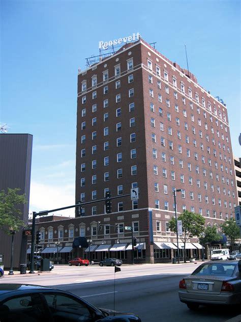 Cedar Rapids by Hotel Roosevelt Cedar Rapids Iowa