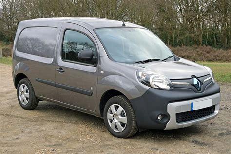 2019 Renault Kangoo Van Size Review Vs Citroen Berlingo