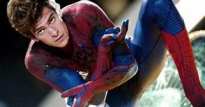 Andrew Garfield | Stars in Spider-Man Suits | Us Weekly