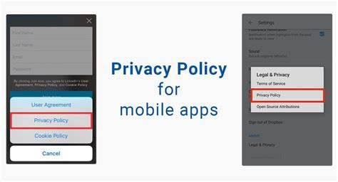 Here's how pinterest's privacy policy url is displayed on its listing in the google play store: 2017 - Privacy Policy Generator - TermsFeed