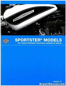 2007 Harley Davidson Sportster Electrical Diagnostic Manual