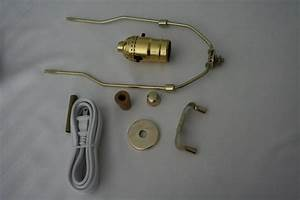 usedca creating your own table lamp usedca With lamp light kit instructions