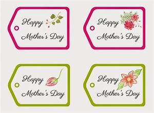 mother's day, mother's day tags, tags, printables, free ...
