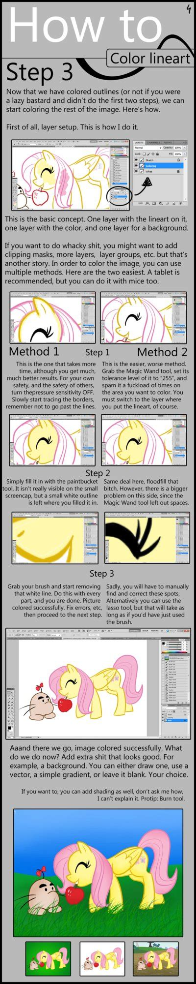 Coloring Tutorial Photoshop by Photoshop Coloring Tutorial 2 By Apple 707 On Deviantart