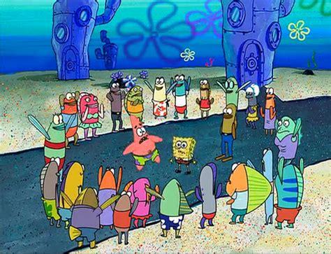 spongebuddy mania spongebob episode life  crime