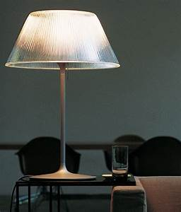 flos romeo moon t2 table lamp With flos bloc t table lamp