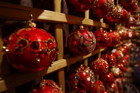 hand blown polish christmas ornaments