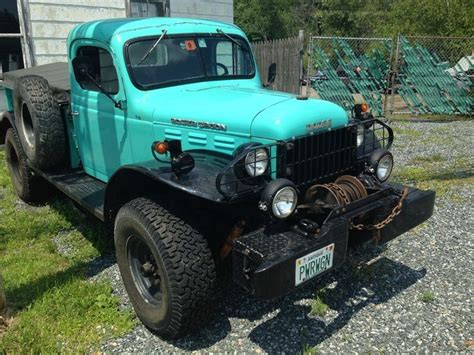 1967 Dodge Power Wagon by 1967 Dodge Power Wagon Wm300 For Sale Hanover Nh