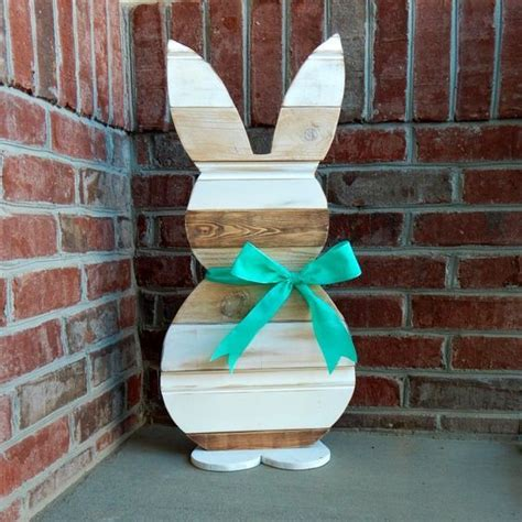 easter bunny decor ideas   super cute shelterness