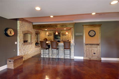 The Wyndermere   Model Home   Traditional   Basement
