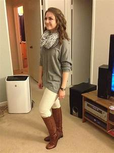 Black Riding Boots Outfit Ideas | Brown Riding Boots Outfit | fall outfits with boots ...