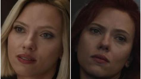 Avengers Endgame Fans Find The Biggest Clue Scarlett