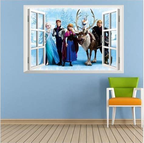 Kinderzimmer Mädchen Elsa by Erstaunliche Wandtattoo F 252 R Kinderzimmer Die Eisk 246 Nigin