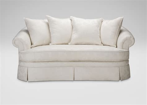 bench cushion sofa sofas loveseats - Bench Couch Sofa