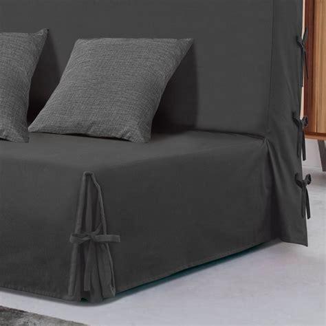 housse canapé cuir housse clic clac simili cuir maison design modanes com