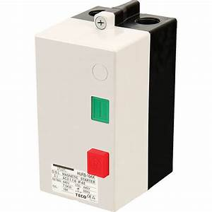 Shop Fox Magnetic Switch On Off 220v Single Phase D4118