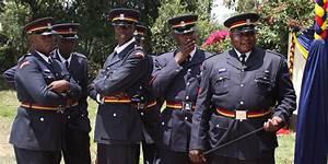 SAD! Senior Kenyan police officer shot dead in suspected ...