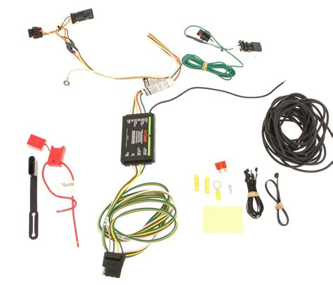chevrolet traverse custom fit vehicle wiring curt