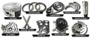 Auto Engine Components
