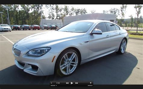 2013 Bmw 650i Gran Coupe M-sport Start Up, Exhaust, And In