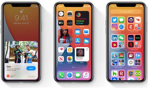 Apple анонсировала iOS 14 с улучшенным интерфейсом и новым ...