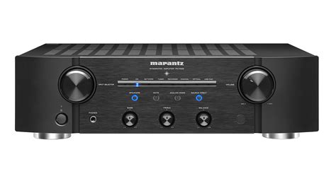 Marantz Unveils New Pm7005 Stereo Amplifier And Dac