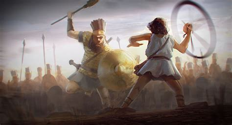 Related Keywords & Suggestions For King David And Goliath