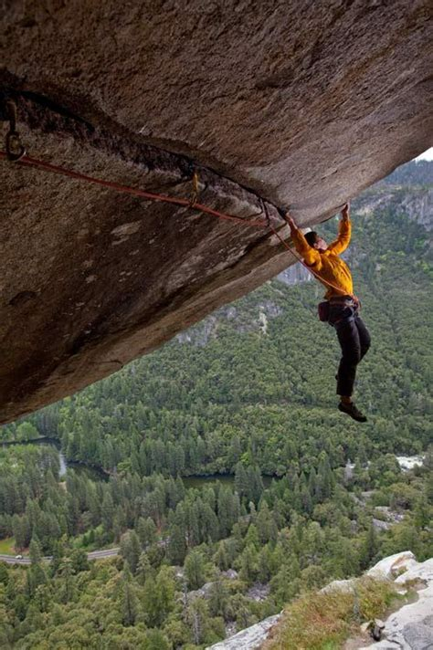 Alex Honnold Separate Reality Climbing Pinterest