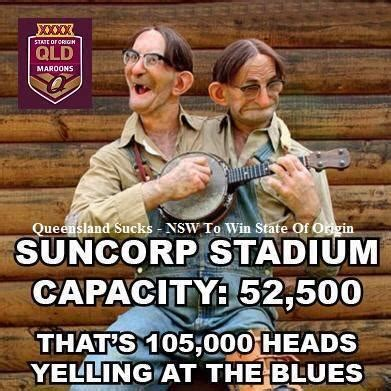 Queensland Memes - state of origin page 2 general chat prospecting